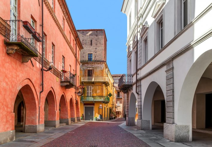 Piedmont Shopping Tours and Wine Tasting Tours
